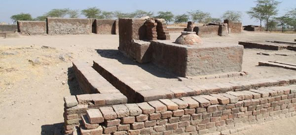 Origin of Harappan Civilization