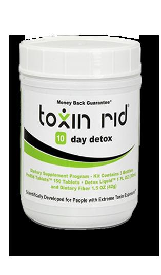 Use Toxin Rid