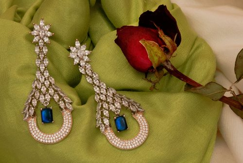 Earrings Make Trendy Fashion Wear