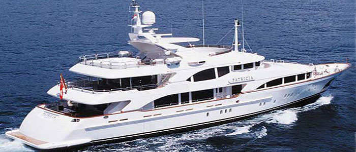 A Trip Onboard the Yacht