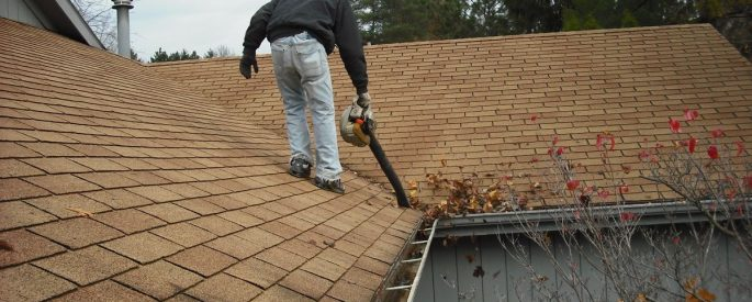 Get Professionals for Cleaning Gutters.