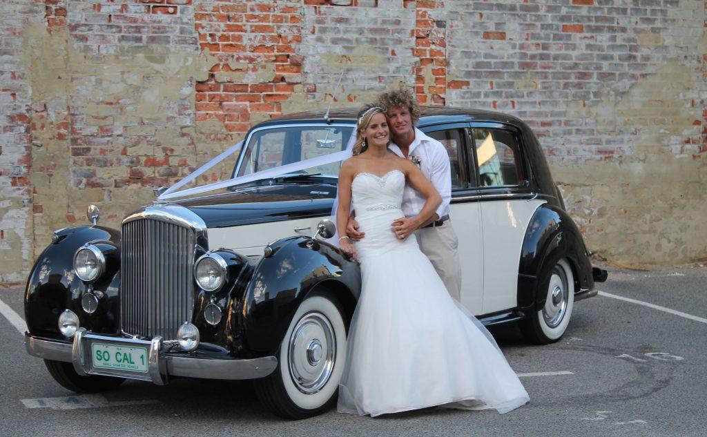 WEDDING CAR HAIR