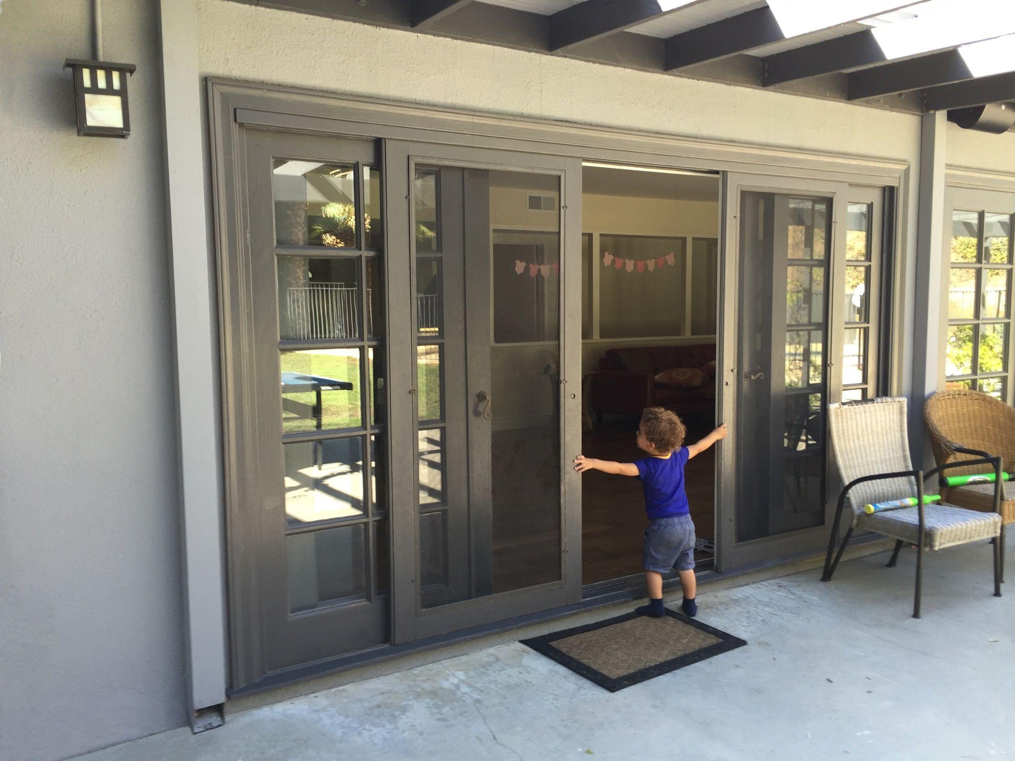 Why a Magnetic Screen Door is Better than a Sliding Screen Door