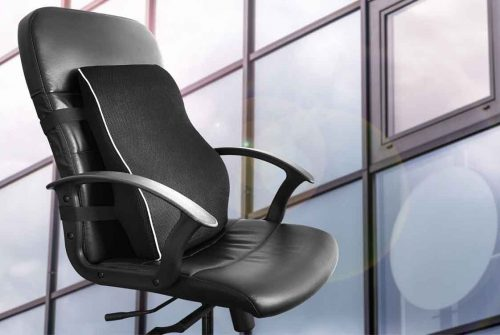 Get Office Chair Lumbar Support for your Comfort