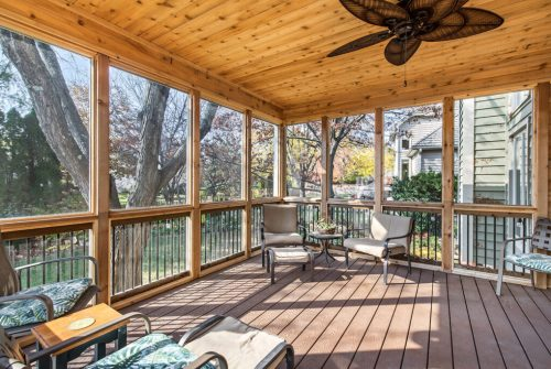 Get The Best Sunroom Design In Fort Smith, AR From Four Seasons
